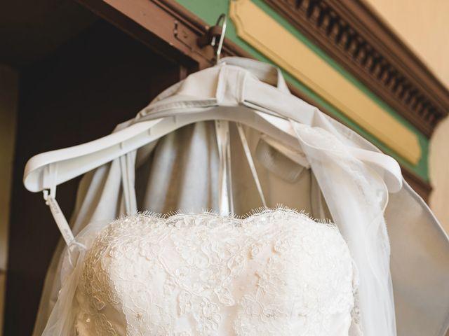 Il matrimonio di Demis e Luana a Torre d'Isola, Pavia 6