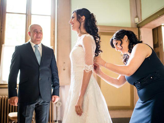 Il matrimonio di Demis e Luana a Torre d'Isola, Pavia 14