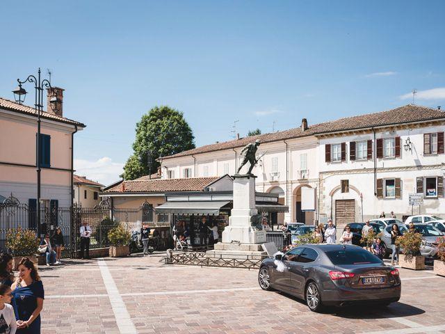 Il matrimonio di Demis e Luana a Torre d'Isola, Pavia 23