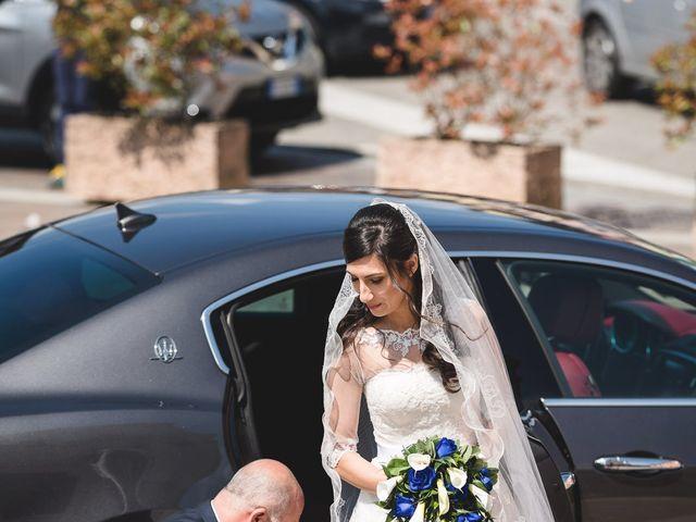 Il matrimonio di Demis e Luana a Torre d'Isola, Pavia 24