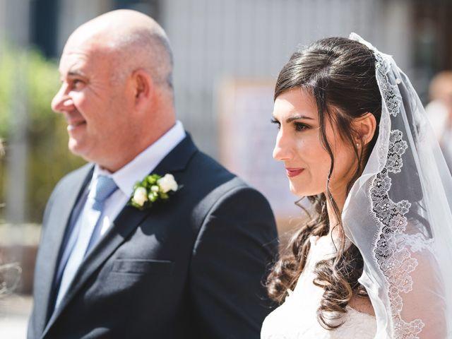 Il matrimonio di Demis e Luana a Torre d'Isola, Pavia 25