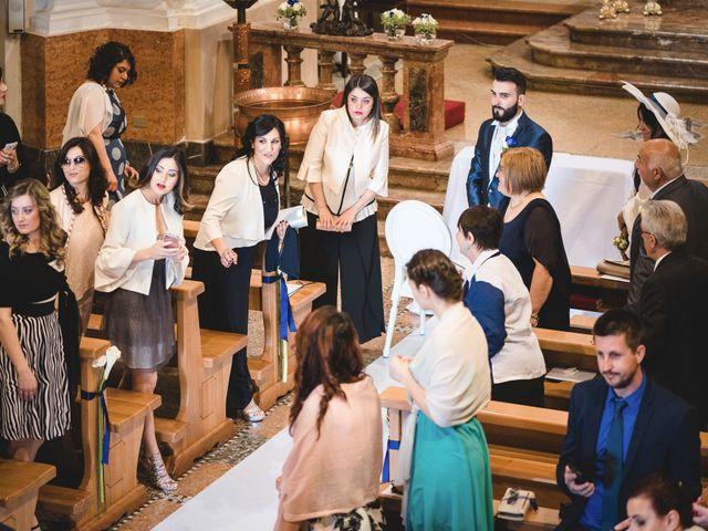 Il matrimonio di Demis e Luana a Torre d'Isola, Pavia 26