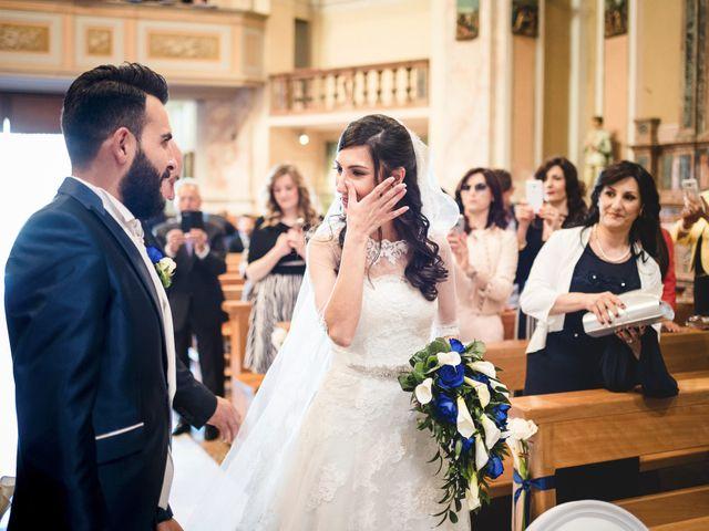 Il matrimonio di Demis e Luana a Torre d'Isola, Pavia 31