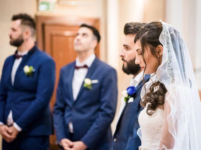 Il matrimonio di Demis e Luana a Torre d'Isola, Pavia 34