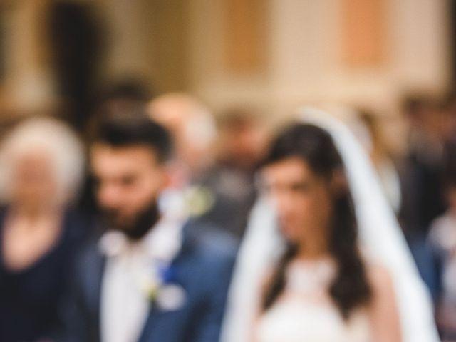 Il matrimonio di Demis e Luana a Torre d'Isola, Pavia 35