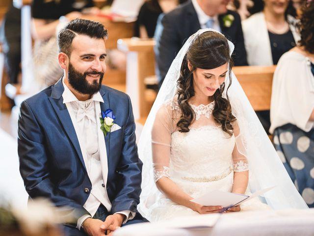 Il matrimonio di Demis e Luana a Torre d'Isola, Pavia 36