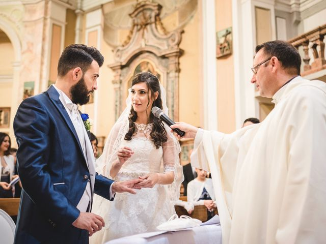 Il matrimonio di Demis e Luana a Torre d'Isola, Pavia 39