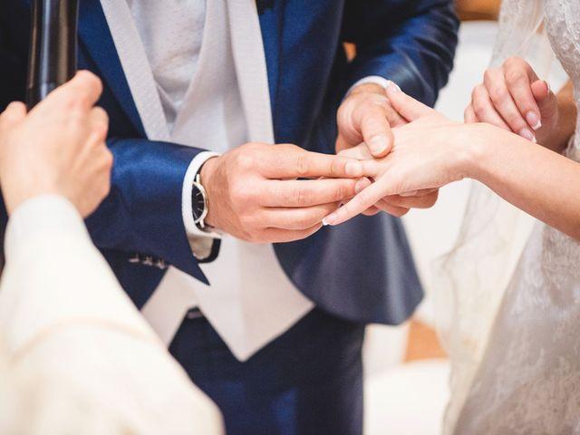 Il matrimonio di Demis e Luana a Torre d'Isola, Pavia 40