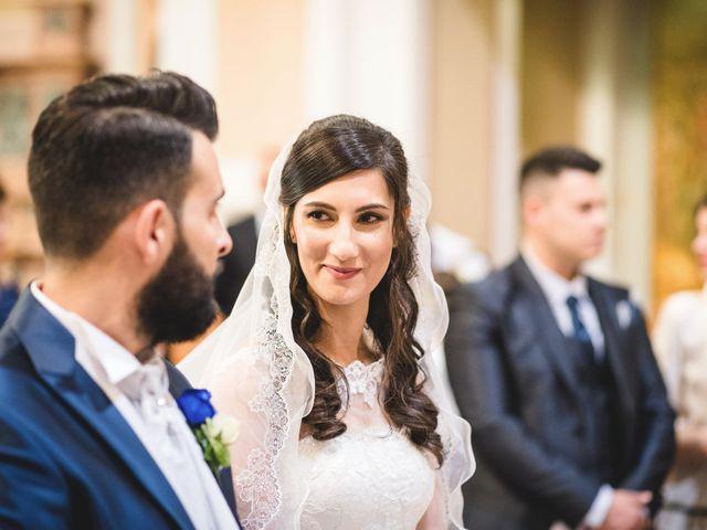 Il matrimonio di Demis e Luana a Torre d'Isola, Pavia 41