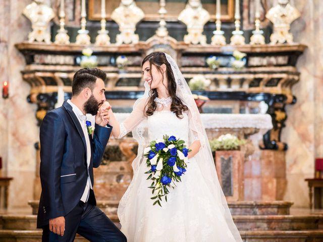 Il matrimonio di Demis e Luana a Torre d'Isola, Pavia 46