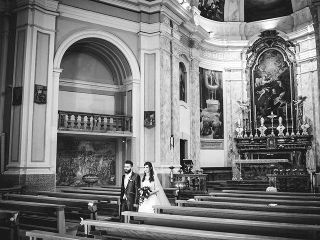 Il matrimonio di Demis e Luana a Torre d'Isola, Pavia 47
