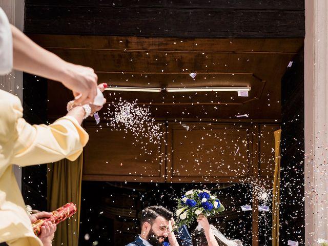 Il matrimonio di Demis e Luana a Torre d'Isola, Pavia 48