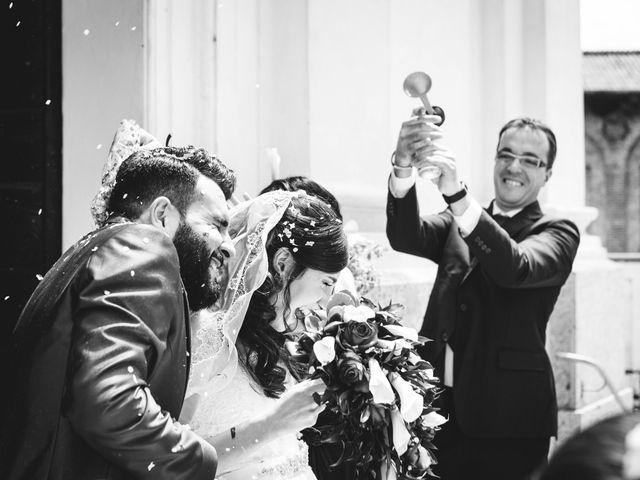 Il matrimonio di Demis e Luana a Torre d'Isola, Pavia 49