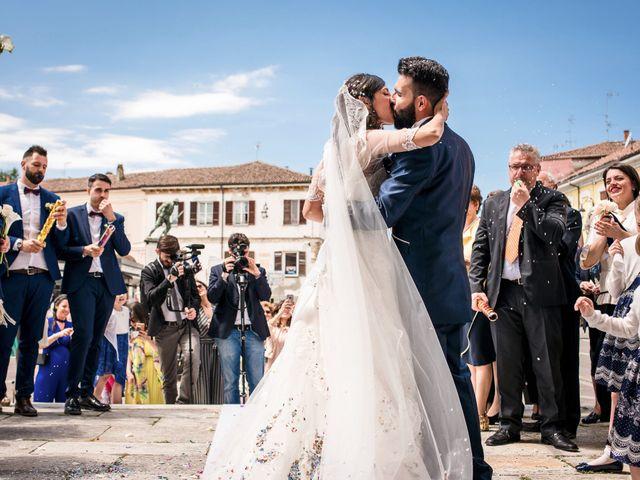 Il matrimonio di Demis e Luana a Torre d'Isola, Pavia 50