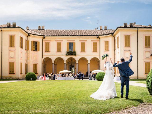 Il matrimonio di Demis e Luana a Torre d'Isola, Pavia 1