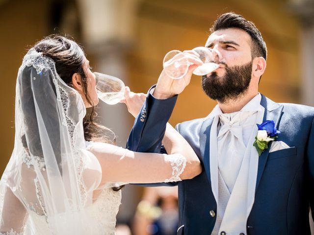 Il matrimonio di Demis e Luana a Torre d'Isola, Pavia 59