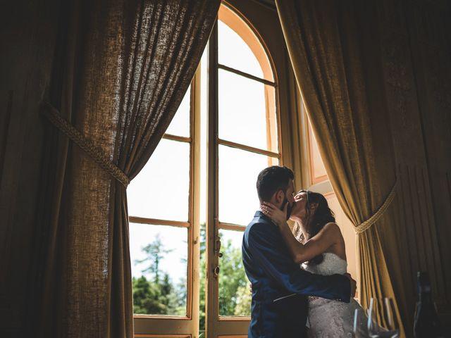 Il matrimonio di Demis e Luana a Torre d'Isola, Pavia 68