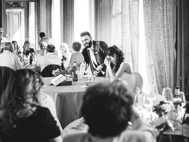 Il matrimonio di Demis e Luana a Torre d'Isola, Pavia 71