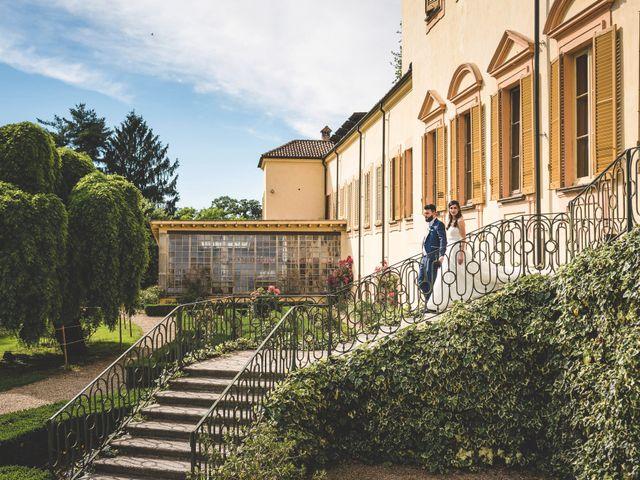 Il matrimonio di Demis e Luana a Torre d'Isola, Pavia 72