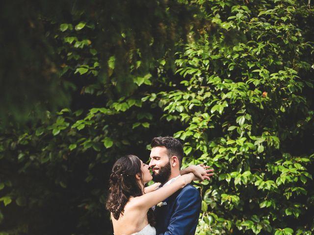 Il matrimonio di Demis e Luana a Torre d'Isola, Pavia 74