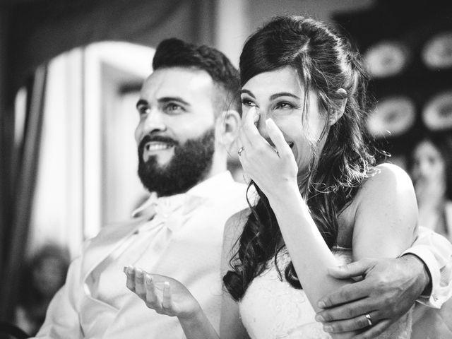 Il matrimonio di Demis e Luana a Torre d'Isola, Pavia 80