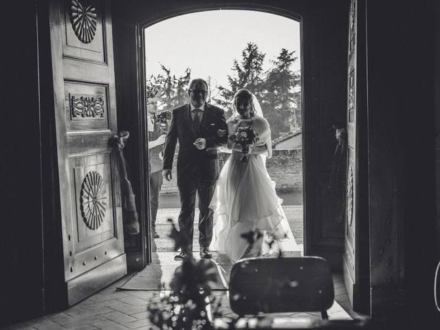 Il matrimonio di Daniele e Monika a Oviglio, Alessandria 12