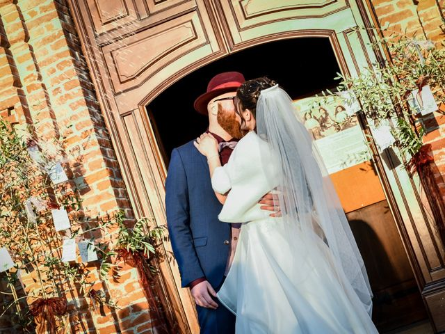 Il matrimonio di Daniele e Monika a Oviglio, Alessandria 18