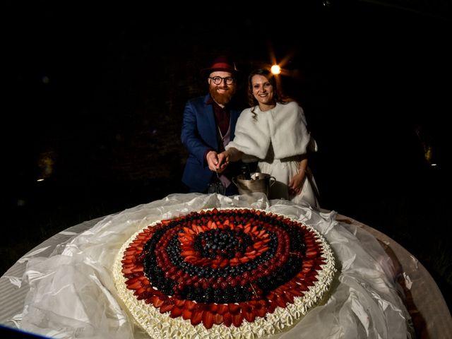 Il matrimonio di Daniele e Monika a Oviglio, Alessandria 24