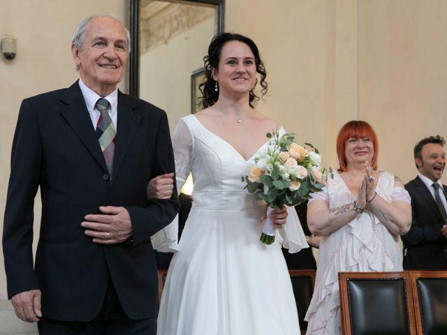 Il matrimonio di Alessandro e Renata a Torino, Torino 1