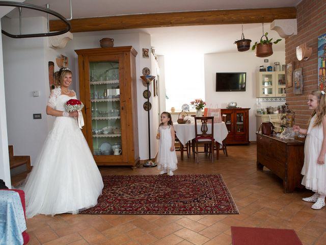 Il matrimonio di Benedetta e Alberto a Este, Padova 15