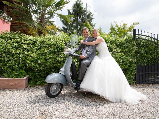 Il matrimonio di Benedetta e Alberto a Este, Padova 17