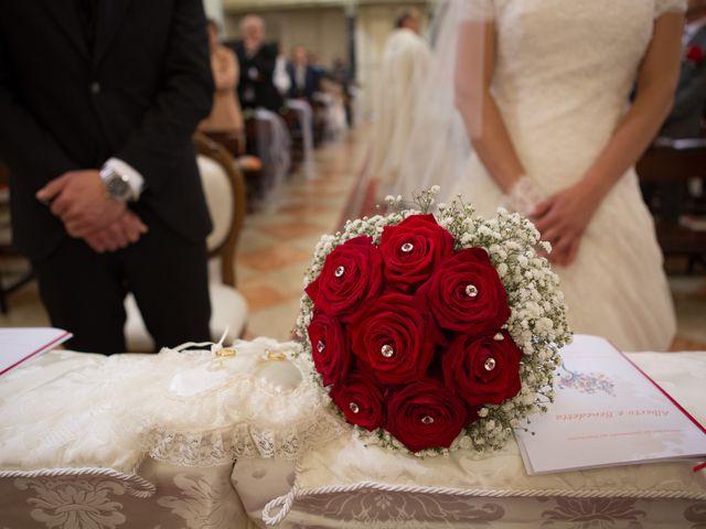 Il matrimonio di Benedetta e Alberto a Este, Padova 25