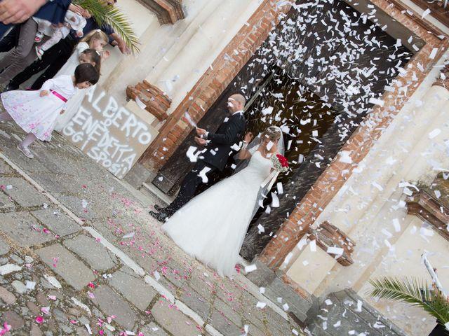 Il matrimonio di Benedetta e Alberto a Este, Padova 41