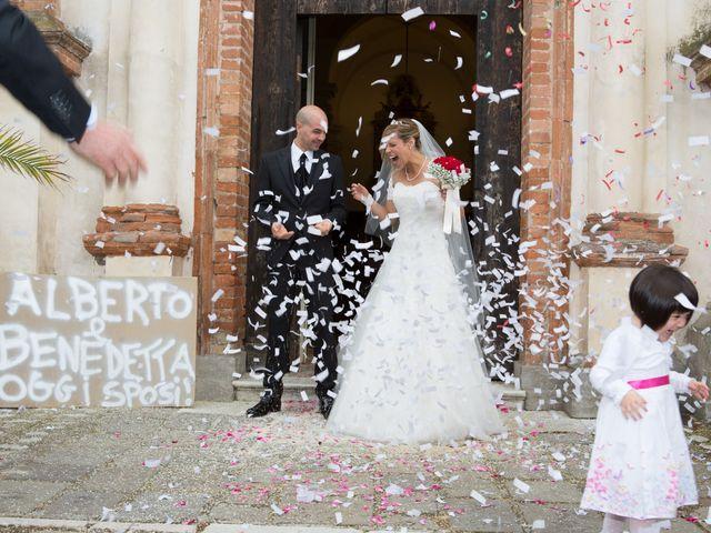 Il matrimonio di Benedetta e Alberto a Este, Padova 1