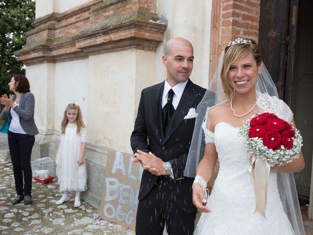 Il matrimonio di Benedetta e Alberto a Este, Padova 42