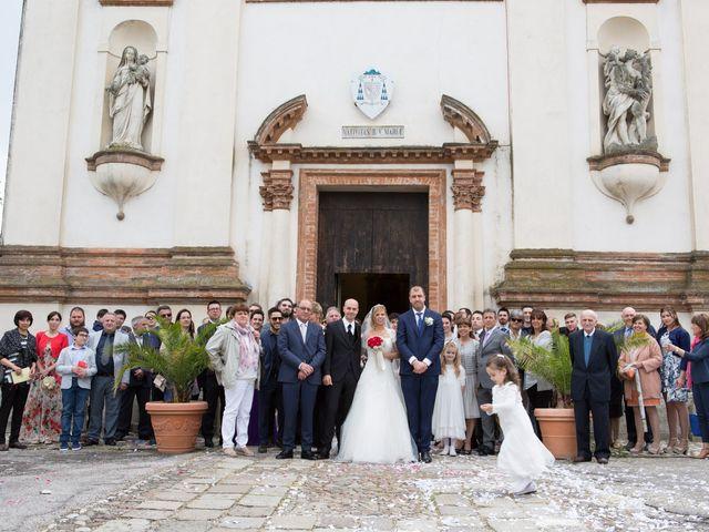 Il matrimonio di Benedetta e Alberto a Este, Padova 43