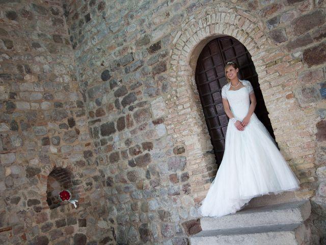 Il matrimonio di Benedetta e Alberto a Este, Padova 45