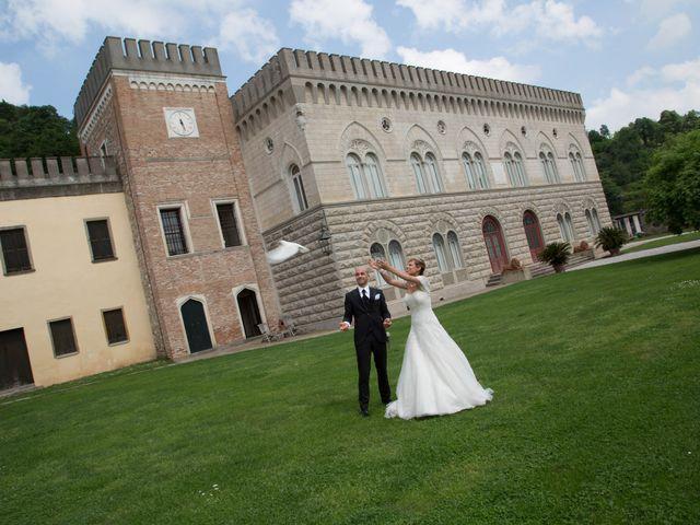 Il matrimonio di Benedetta e Alberto a Este, Padova 55