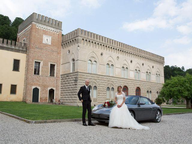 Il matrimonio di Benedetta e Alberto a Este, Padova 62