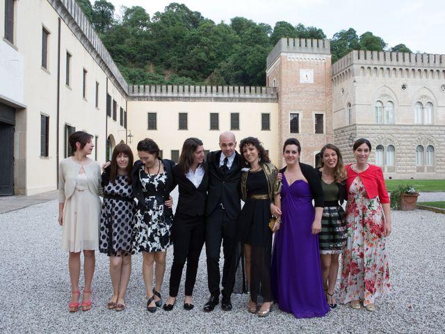 Il matrimonio di Benedetta e Alberto a Este, Padova 65