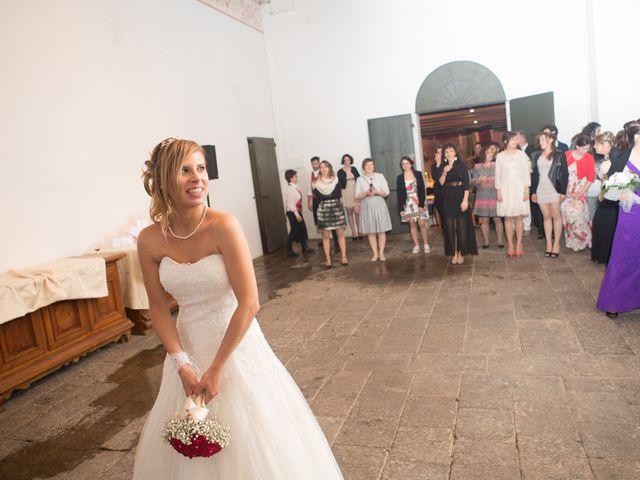 Il matrimonio di Benedetta e Alberto a Este, Padova 74