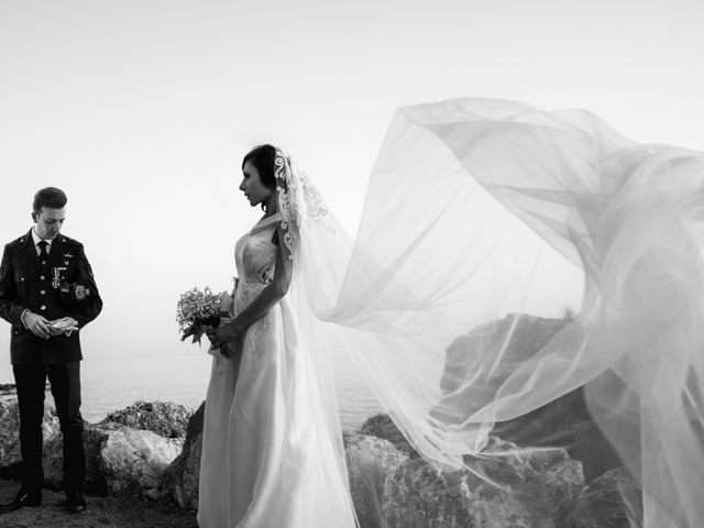Il matrimonio di Luca e Gina a Cosenza, Cosenza 12