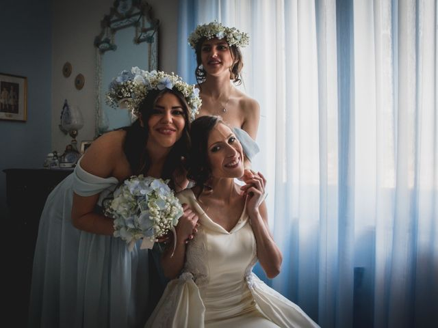 Il matrimonio di Luca e Gina a Cosenza, Cosenza 16