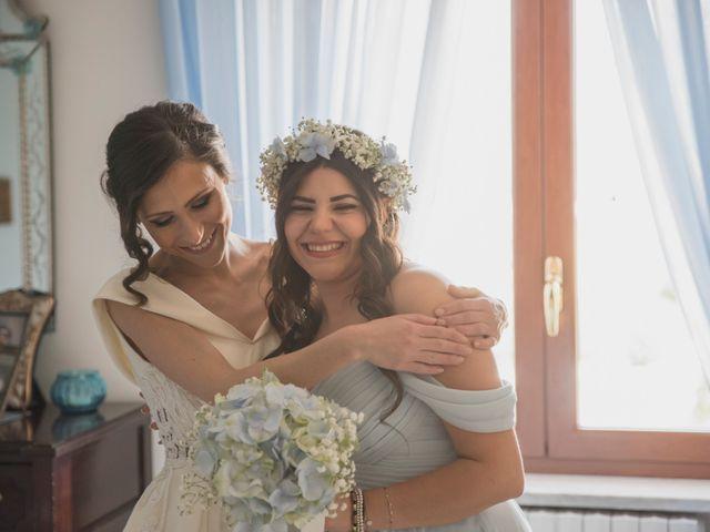 Il matrimonio di Luca e Gina a Cosenza, Cosenza 17