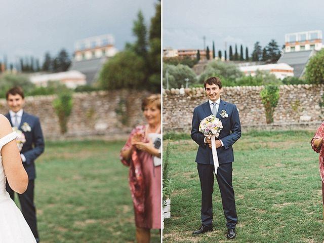 Il matrimonio di Francesco e Elisa a Verona, Verona 18