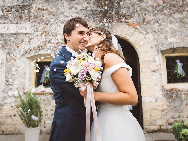 Il matrimonio di Francesco e Elisa a Verona, Verona 1