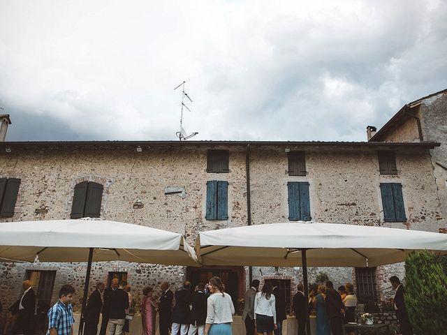 Il matrimonio di Francesco e Elisa a Verona, Verona 28