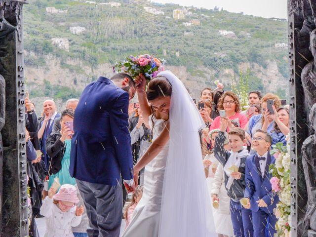 Il matrimonio di Mario e Marilena a Vico Equense, Napoli 9