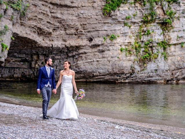 Il matrimonio di Mario e Marilena a Vico Equense, Napoli 1