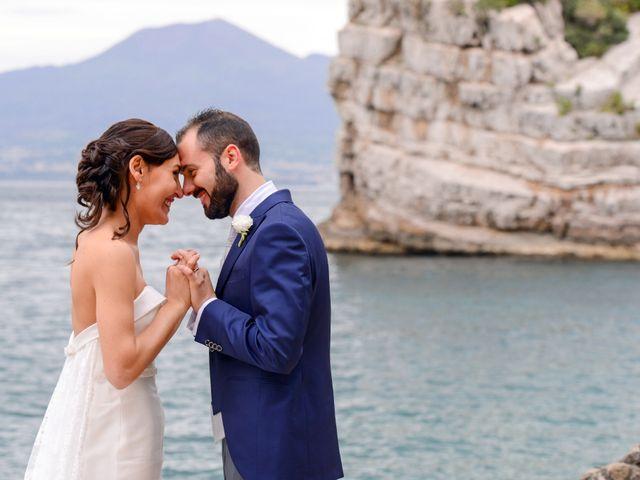 Il matrimonio di Mario e Marilena a Vico Equense, Napoli 6